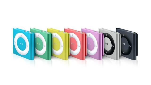 Apple se despide del iPod Nano y el iPod Shuffle