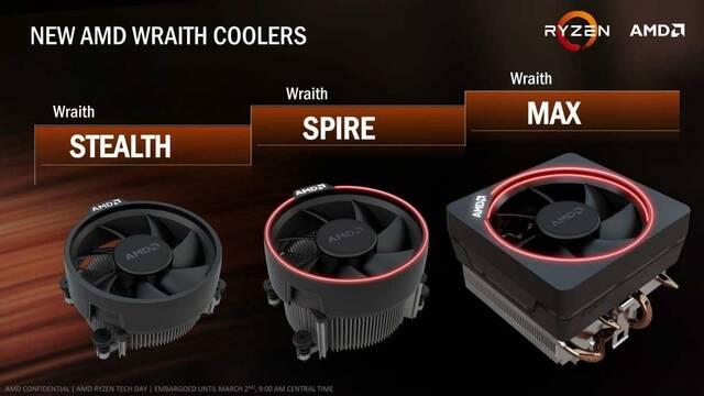 AMD Wraith Max Cooler, empieza su venta en los canales minoritarios
