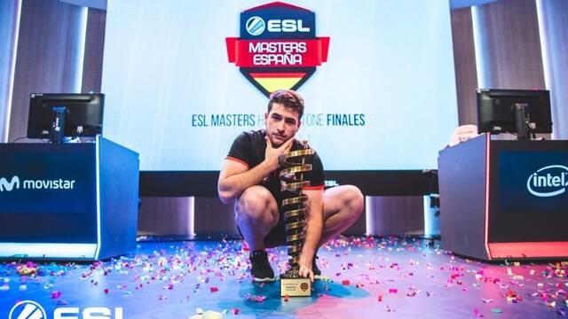 Kaisercillo se proclama campeón del ESL Masters Hearthstone