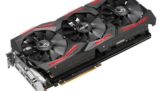 ASUS anuncia cuatro tarjetas gráficas AMD Vega 64, estas son sus características