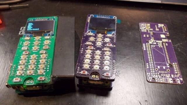 ZeroPhone,  una Raspberry Pi Zero convertida en un teléfono de 50 dólares