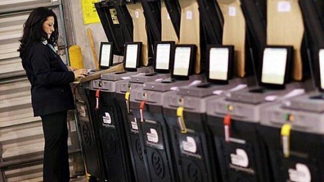 Hackean las máquinas de votar de EE.UU. en menos de 90 minutos