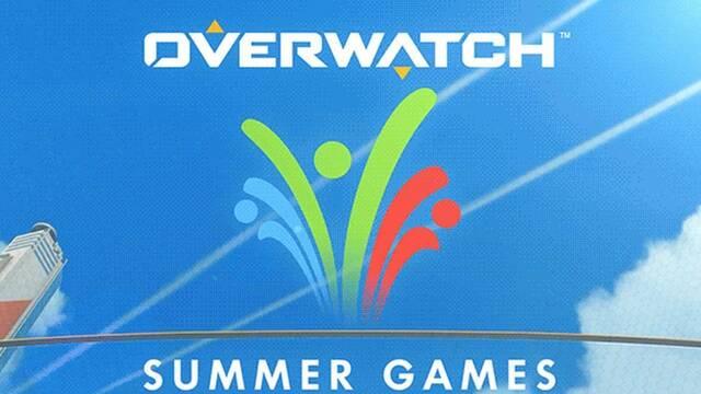 Los Summer Games y el spray de la temporada VI quedan al descubierto en los PTR de Overwatch