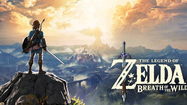Los 10 ¿mejores? gifs de Zelda: Breath of the Wild
