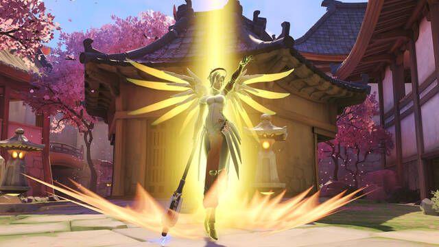 Mercy tendrá su propia figura Nendoroid