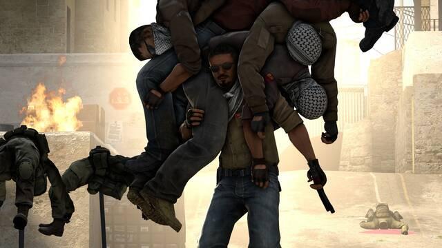 Un jugador de CS:GO, pillado haciendo trampas en medio de una partida