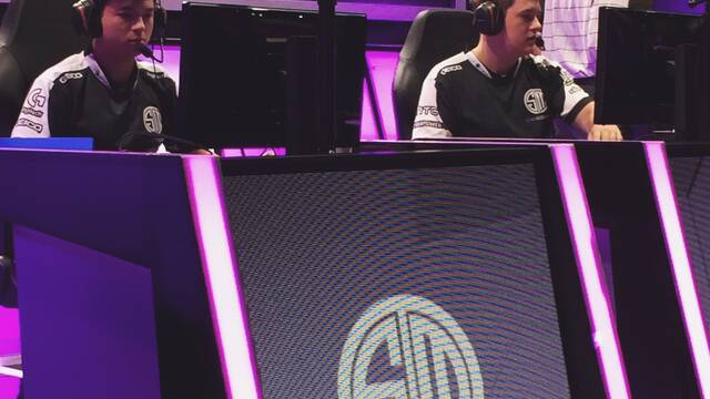 Team SoloMid, campeón de la fase regular del Summer Split de la LCS NA