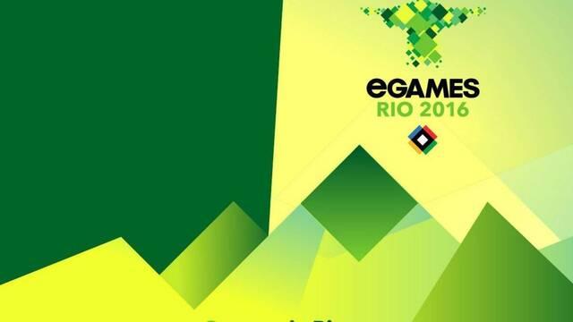 Anunciados los videojuegos de los eGames de Río de Janeiro