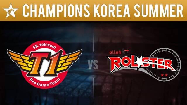 Histórica derrota de SK Telecom T1 frente a KT Rolster