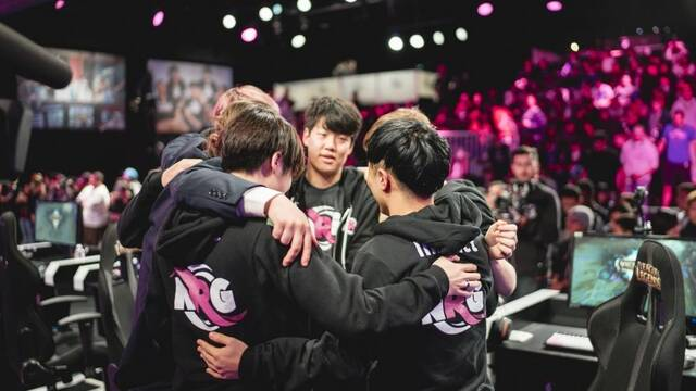 NRG Esports afirma que seguirá en League of Legends pese a despedir a todo su equipo
