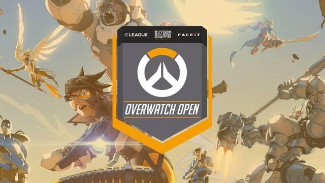 Desvelados los 16 equipos que competirán en las finales del Overwatch Open