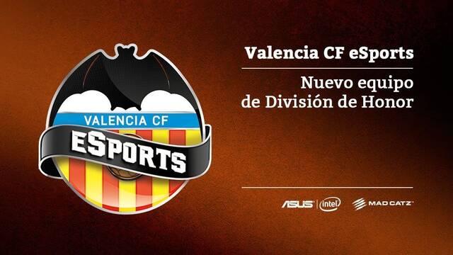 El Valencia C.F. eSports se une a la División de Honor de LOL de la LVP