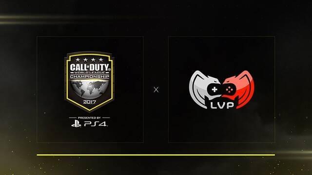 LVP ofrecerá en directo y en español el Call of Duty World League Championship 2017