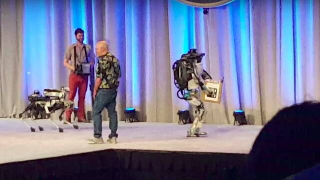 La caída más humana de Boston Dynamics la protagonizó un robot