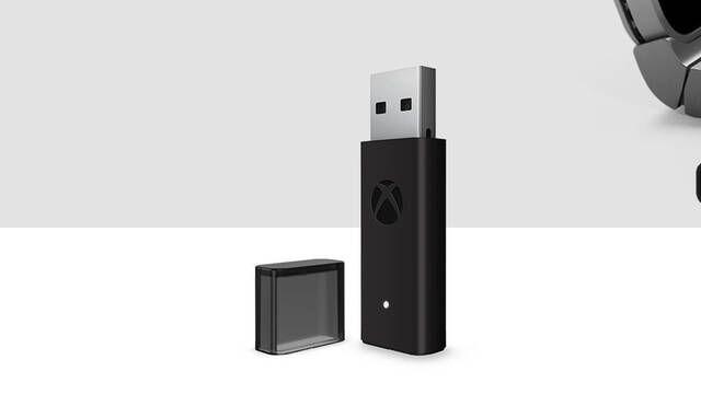 Microsoft anuncia el nuevo adaptador inalámbrico de los mandos de Xbox One para Windows 10