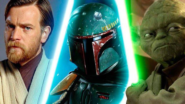 Obi Wan, Yoda y Boba Fett de Star Wars tendrán sus propias películas