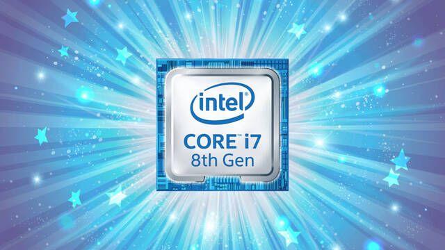 Intel descubre sus procesadores de octava generación