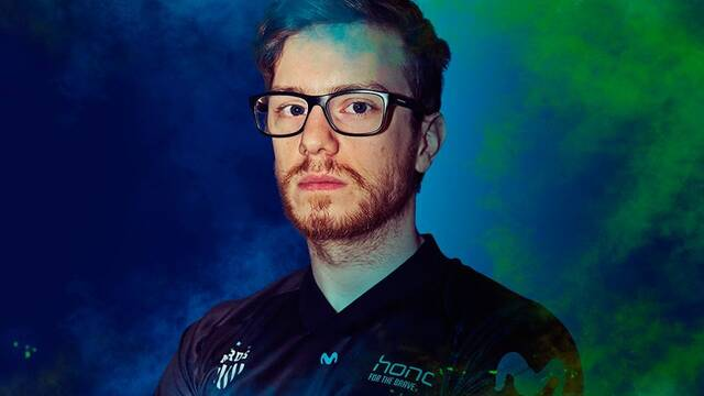 Xyraz se incorpora al equipo de League of Legends de Movistar Riders