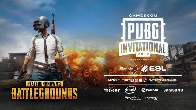 En directo: Playerunknown's Battlegrounds Invitational de la Gamescom en castellano