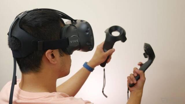 HTC está considerando apartar su división de realidad virtual