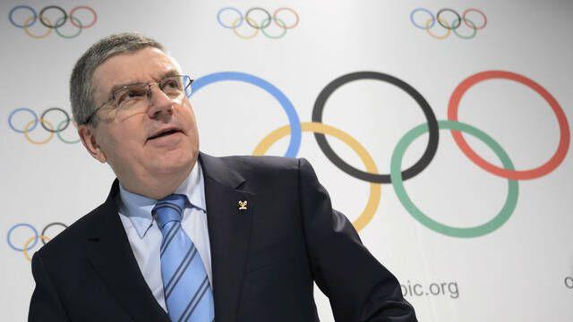 El presidente del COI vuelve a hablar sobre los esports en los Juegos Olímpicos
