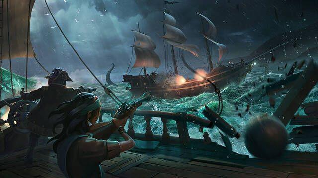 """Sea of Thieves tendrá un modo """"ultra bajo"""" a 540p y 15 fps"""