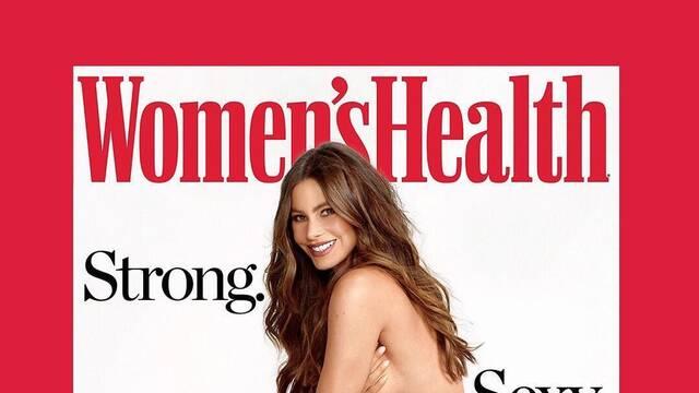 Sofía Vergara posa por primera vez desnuda en su 45 cumpleaños