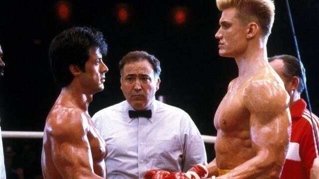 Rocky e Ivan Drago volverán a enfrentarse en Creed 2