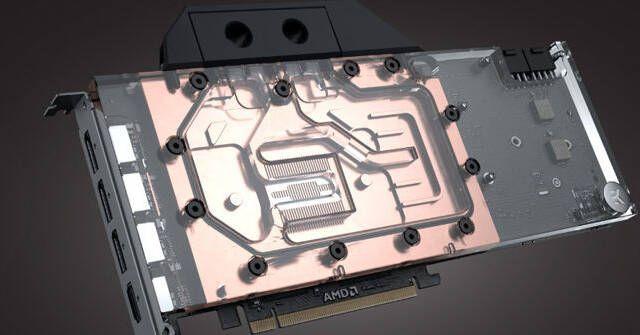 """EK presenta su primera """"piscina"""" para refrigerar las AMD Radeon RX Vega"""