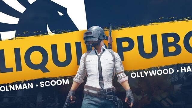Team Liquid entra en PUBG y competirá en el invitacional de la Gamescom
