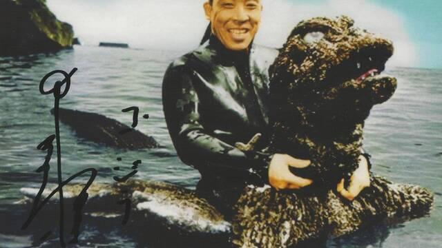 Fallece Haruo Nakajima, el hombre que estaba dentro de Godzilla