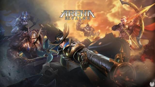 Arena of Valor, el nuevo MOBA de Tencent, llega mañana a iOS y Android