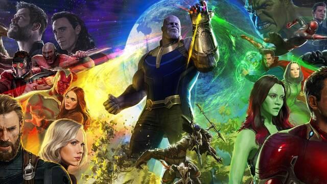 Se filtra el primer tráiler de Los Vengadores: La Guerra del Infinito