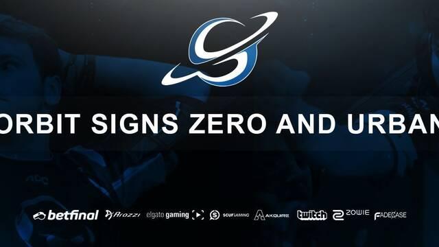 Orbit anuncia los fichajes de Zero y Urban para su equipo de Call of Duty