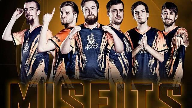Misfits es el segundo finalista del Overwatch Open