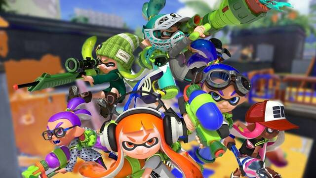 El mejor equipo de Splatoon de Europa se llevará la Nintendo NX