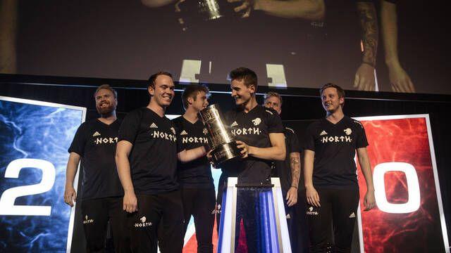 North vence a Immortals y gana el DreamHack Montreal de CS:GO