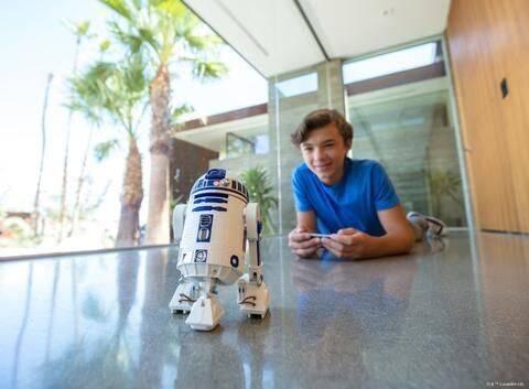 Sphero presenta sus nuevos robots radiocontrol inspirados en Star Wars