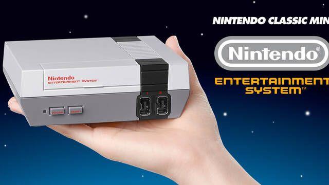 Nintendo volverá a lanzar la NES Mini en 2018