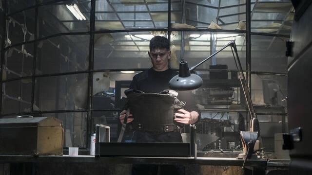 Primeras imágenes y cartel de The Punisher, la nueva serie de Netflix