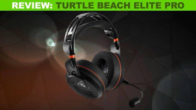Análisis Turtle Beach Elite Pro PC Edition