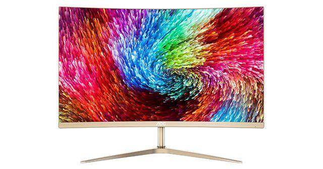 AOC anuncia el C2789FH8, su nuevo monitor curvo Full HD