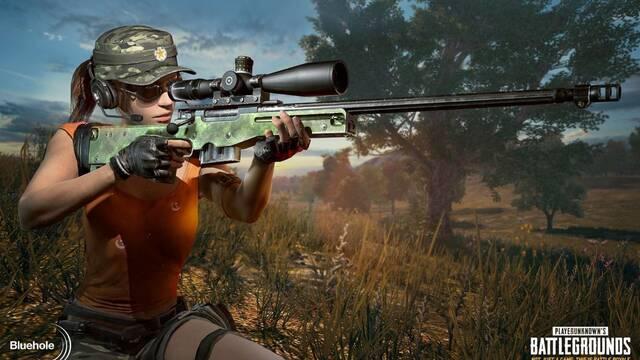 PUBG rompe el récord de jugadores simultaneos en Steam que ostentaba DOTA 2