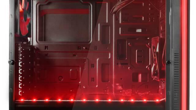 MC6, la nueva caja con ventana acrílica de Mars Gaming