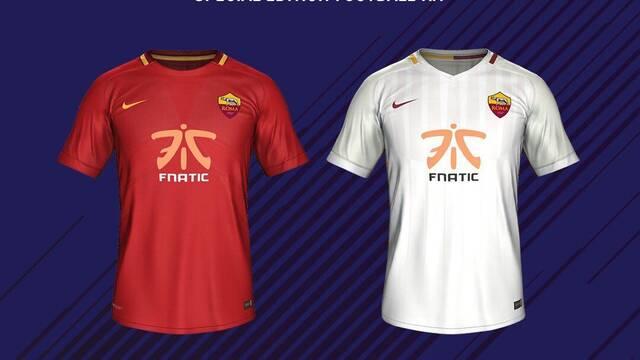 FIFA 18 incluirá camisetas de clubes de esports en FUT