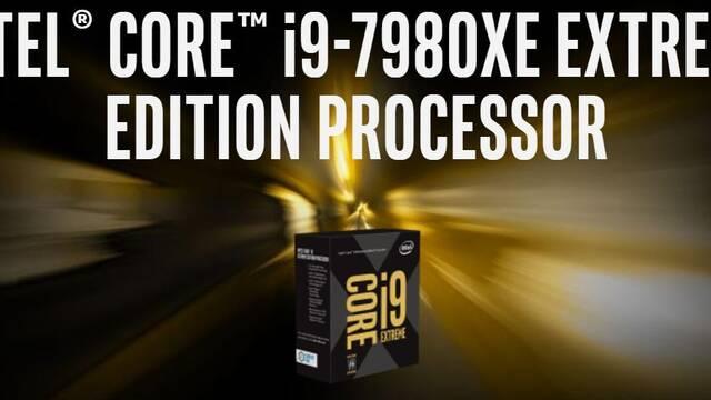 Intel Core i9 7980XE destroza al resto de procesadores en sus primeros benchmarks
