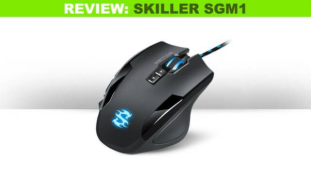Review Sharkoon Skiller SGM1
