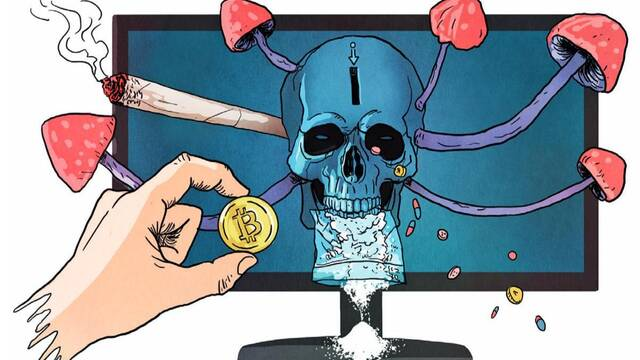 Rusia acaba con un portal de venta de drogas en la dark web