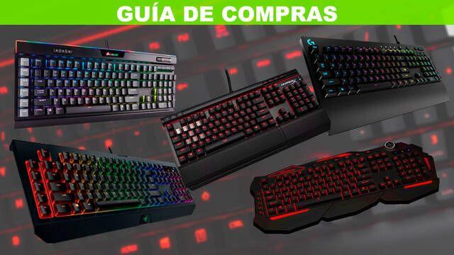 Los mejores teclados para jugar