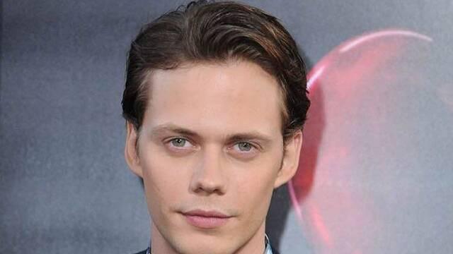 Así es el actor del payaso de It sin maquillaje